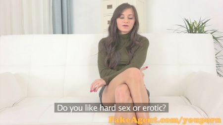 Sexo Anal Con Delphina Gape