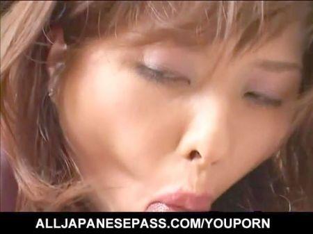 Japonesa Bien Buena Monta La Verga De Su Suegro