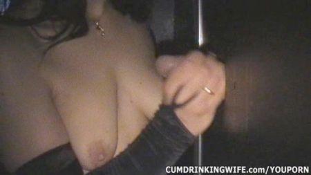 Gorda Viendo Se Masturba Duro