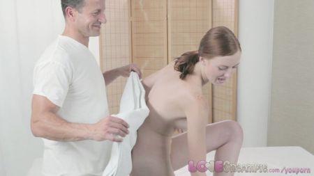 Bellesa Rusa Sexo Anal