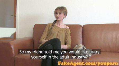 Ucranianas Belleza Follada Después De La Sesión De Videos