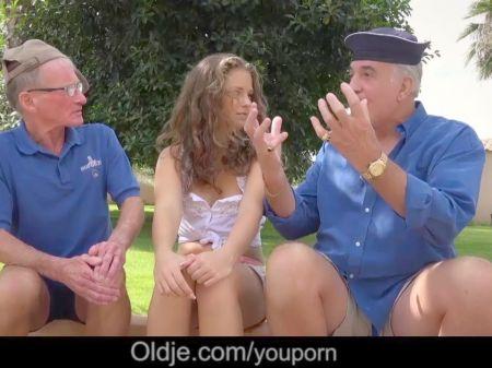 Chica Libia En Sexo Oral