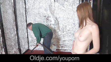 Lesbiana Tragando Leche De Su Compañera