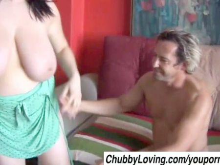 Carol Ferrer En Video Lesbiana Con Estrapon