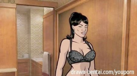 Prostituta Con Descote Y Gafas Es Comida Video Corto