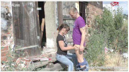 Hombre Ruso Musculoso Se Folla A Un Gay Joven