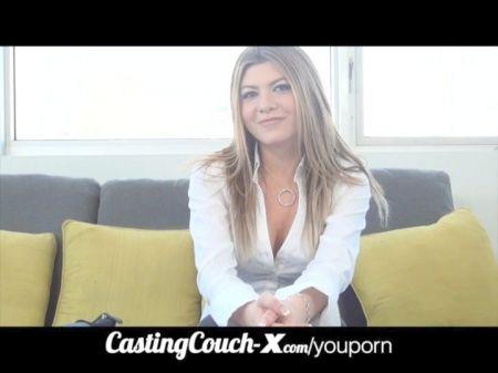 Anastasia Lux Juega Con Su Coño