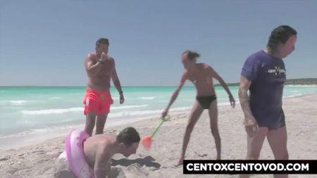 Mamadas En Playas Nudista