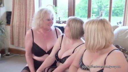 Reife Frauen Mini Bikini