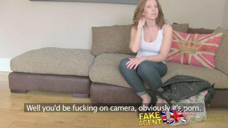 Lesbianas Meandose En Su Boca Con Pantalones