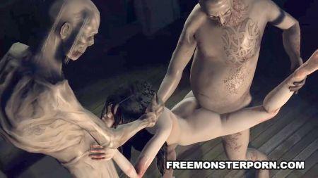 Chavos Flacos Sexy En Boxer Cojiendo Con Su Novia O