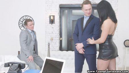 Vaginas Chocadas Super Mojadas