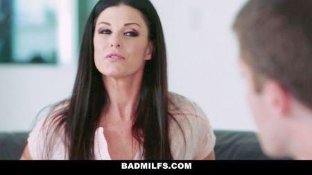 Gianna Michaels Latex Azul