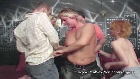 Abuelas Fisting Retro